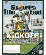 SPORTS ILLUSTRATED August 8, 2005 Amhan Green-Green Bay - $3.99