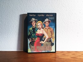 The Proud Ones DVD 1956 Robert Ryan Virginia Mayo Western Color by Deluxe - $14.95