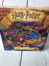 Harry Potter & The Sorcerers Stone Trivia Game New Sealed 2000 Mattel Ma... - $35.52