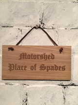 Motorshed - Place of Spades. Shabby chic style ... - $8.49