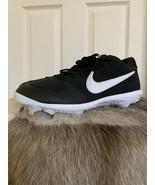Nike Men's Alpha Huarache Varsity Low Baseball Cleats Size 9 AO7960-001 NEW - $24.26