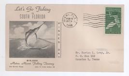 1948 Lets Go Fishing in South Florida $15,000 Metro Miami Fishing Tourne... - $4.99