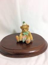 Cherished Teddies Birthday Bear Age 2 1993 NIB - $29.65
