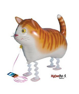 My Own Pet Childrens All Occasion Party Balloon Cat Walking Fun Party Su... - $8.50