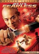 DVD - Jet Li's Fearless (Unrated Widescreen Edition) DVD  - $7.08