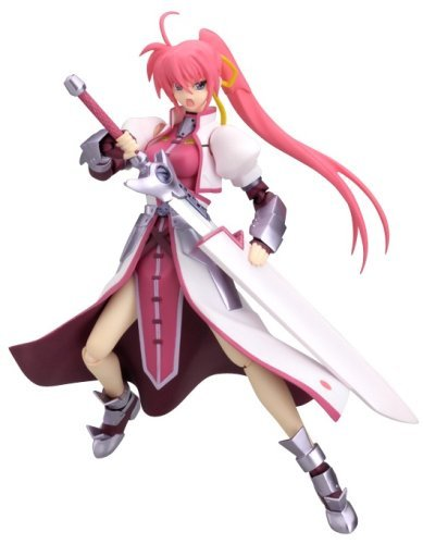 Primary image for Max Factory Figma Signum Magical Girl Lylical Nanoha Striker S Figure Import Jap
