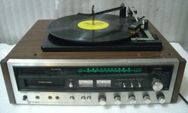 Centrex by Pioneer-Phono-8 track-receiver Model RH-6161 all works! READ details - $217.69