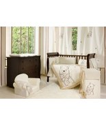 Blancho [Winnie The Pooh] Crib Bedding Collection Accessory - Window Cur... - $101.64
