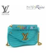 Louis Vuitton New Wave Bag MM Shoulder Malibu Green M51946 YS - $2,663.10