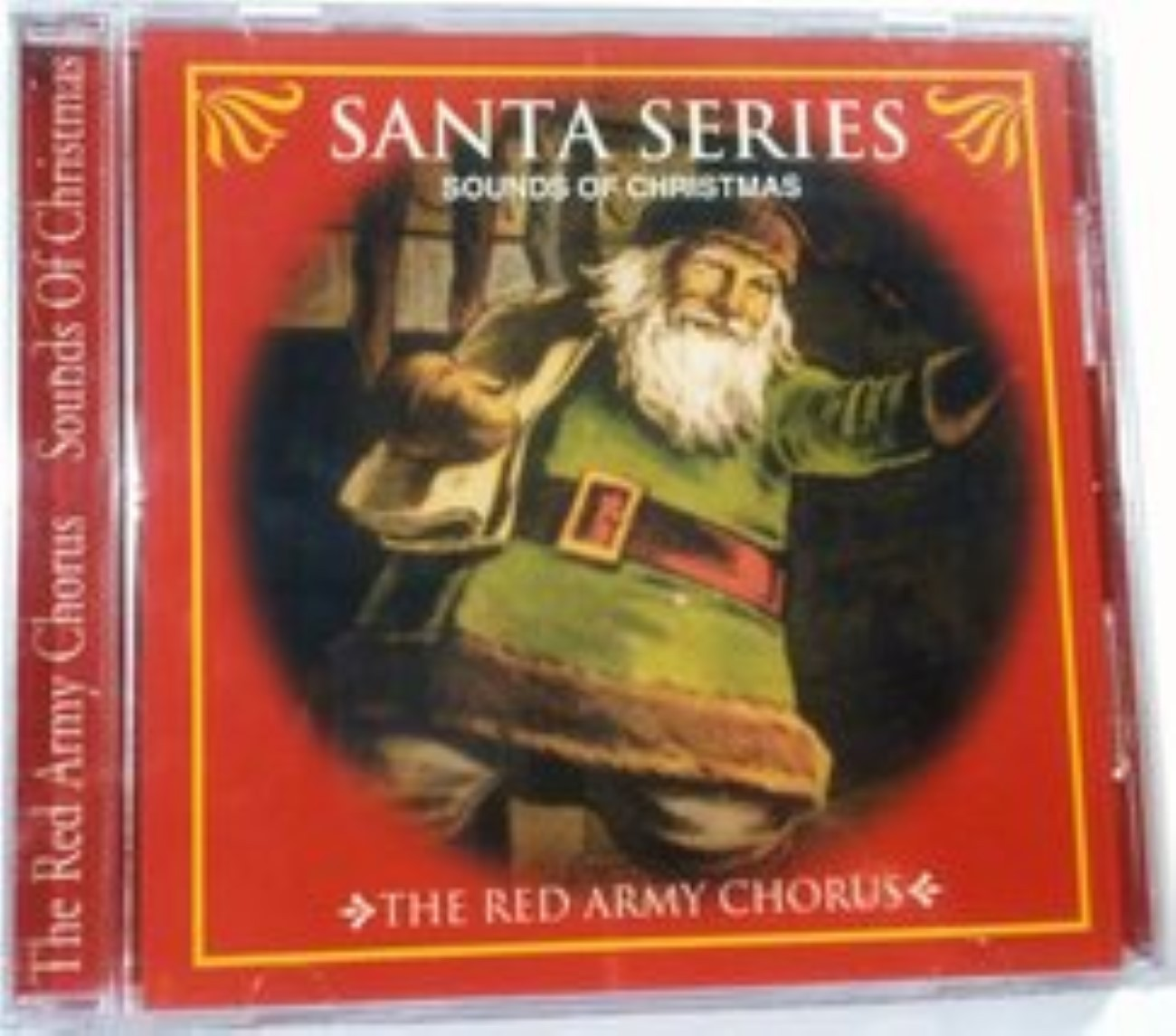 Santa Series - Sounds Of Christmas by The Red Army Chorus Cd