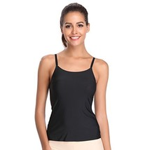 Joyshaper Basic Solid Camisole for Women Seamless Slimming Camis Tank Ca... - $16.22
