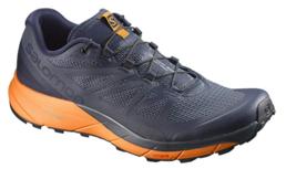 Salomon Sense Ride Size US 10 M (D) EU 44 Men's Trail Running Shoes Navy... - $91.13