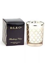 D.L. & Co. Blackberry Nectar Soy Blended Candle 7 oz FULL SIZE NEW NIB R... - $35.75