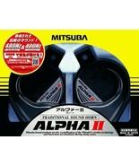 MITSUBA Alpha II green [horn] horn [part number] MBW-2E17G from Japan - $71.57