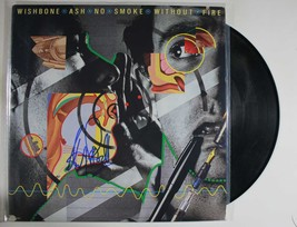 """Andy Powell Signed Autographed """"Wishbone Ash"""" Record Album - $29.99"""