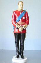 Royal Doulton PRINCE WILLIAM Royal Wedding Day Figurine Hand Signed HN55... - $168.90