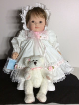 RHIANNE Lloyd Middleton Royal Vienna Doll Collection Signed # - $152.78