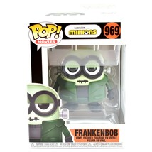 Funko Pop! Movies Minions Frankenbob #969 Halloween Costume Vinyl Figure