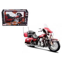 2013 Harley Davidson FLHTK Electra Glide Ultra Limited Red Bike Motorcyc... - $23.04