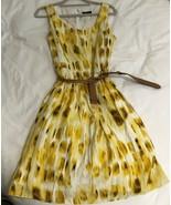 Tahari Summer Dress - NWT - Sunglow - $65.00