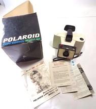 Vintage Polaroid Land Camera Swinger Model 20 w/ Original Box and Manuals - $17.81