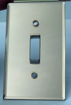 085-03-3696  Architect Double Switch Cover Plate Oil Rubbed Bronze