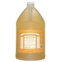 Dr. Bronner's Pure-Castile Liquid Soap - Citrus, 1 Gallon - $56.60