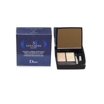 DIOR 3 COULEURS LUMINOUS GRAPHIC EYE PALETTE 5.5G #651 NUDE GLOW NIB - $44.55