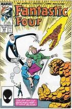 Fantastic Four Comic Book #304 Marvel Comics 1987 Very FINE/NEAR Mint New Unread - $2.75