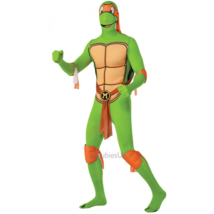 Rubie's Costume Men's Michelangelo 2nd Skin Adult Costume With Removable... - $43.39