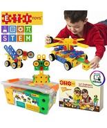 ETI Toys | STEM Learning | Original 101 Piece Educational Construction E... - $48.71