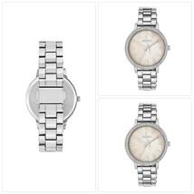 Armitron Women's Round Dress Watch, Silver Bracelet - $52.05