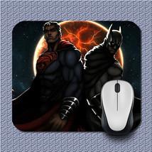 Batman Superman Night Mouse pad New Inspirated Mouse Mats Ac8 - $6.99