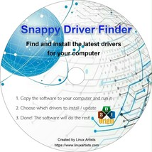 Automatic Driver Finder & Update software, for ALL Windows 10 8 7 PC & L... - $4.82