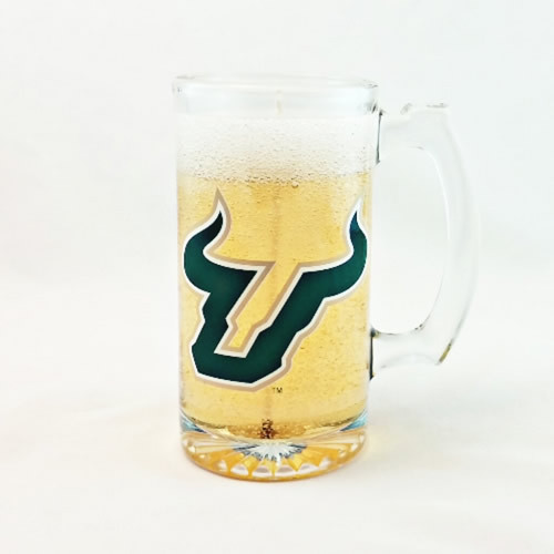 Primary image for University South Florida Bulls Beer Gel Candle