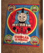 Thomas and Friends baby quilt - $2.97