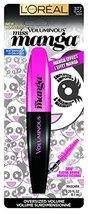 L'oreal Paris Voluminous Miss Manga Mascara, 377 Waterproof Black, 0.29 ... - $13.85