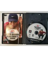 Tiger Woods PGA Tour 2004 (EA SPORTS 2003) Complete With Manual VG Free ... - $4.94