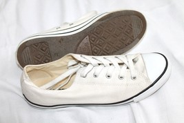 Converse Chuck Taylor All Star Dainty OX Women's White 9 M low top sneakers - $24.75