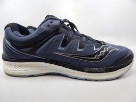 Saucony Triumph ISO 4 Size US 11.5 M (D) EU 46 Men's Running Shoes Blue S20413-1