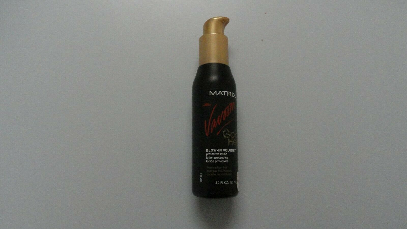 Primary image for MATRIX  VAVOOM BLOW IN VOLUME LOTION - 4.2 OZ - 7855
