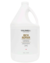 Goldwell USA Dualsenses Rich Repair Restoring Conditioner, Gallon