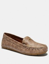 Coach Mckenna Driver Shoes Tan Size 6.5 MSRP: $165.00 - $128.70