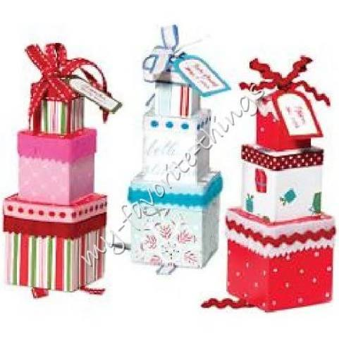 Department 56 Stacked Gift Ornaments - $37.50