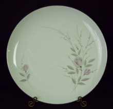 """Mikasa MY LOVE 12"""" Chop Platter - White with Pink Roses and Taupe - Patt... - $9.00"""