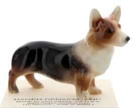 Hagen-Renaker Miniature Ceramic Dog Figurine Corgi image 1