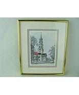 Jean-Claude de Montfort St Michaels Church - Charleston South Carolina- ... - $29.65
