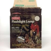 PR3 Eveready Ten Flashlight Lamps 10 Bulbs PR3BP 06404 39800 Flash Light Bulb - $8.56