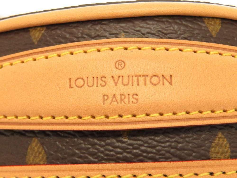 LOUIS VUITTON Mini Boite Chapeau Shoulder Bag Monogram M44699 3Way Bag Authentic image 9