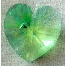 18mm Crystal Heart Hair Jewel image 3